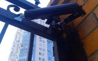 Уличный доводчик для калитки без верхней перекладины: как его установить