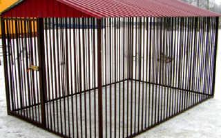 Вольеры и ограждения для содержания домашних и диких животных