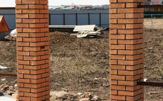 Забивные и винтовые опоры для столбов забор: установка и монтаж