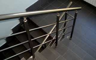 Алюминиевые перила: преимущества, разновидности, монтаж