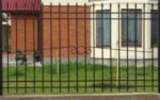 Забор из арматуры своими руками, различия толстой и композитной арматуры — фото