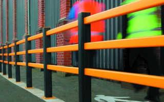 Пешеходные ограждения перильного типа: требования ГОСТа, цена и установка