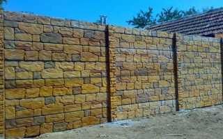 Производство и преимущества бетонных еврозаборов