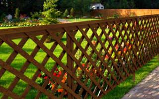 Садовые заборы и ограждения: виды и фото изгородей для участка