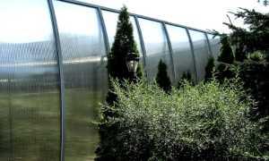 Шумозащитные (звукоотражающие, шумопоглощающие) заборы