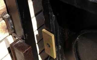 Магнитный замок на калитку: цена и установка