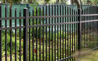 Сварной забор из металлического прута: как его сделать своими руками