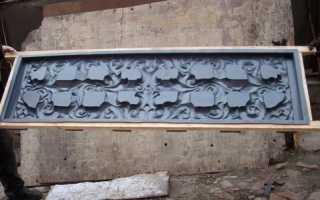 Формы для изготовления и производства бетонных еврозаборов