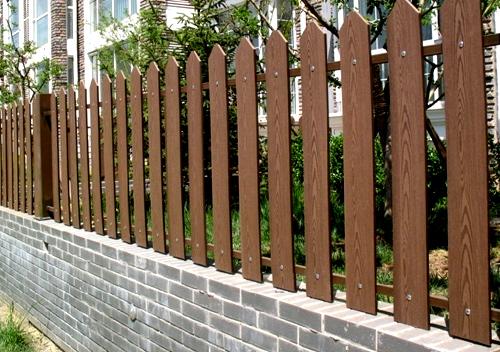 забор из декинга