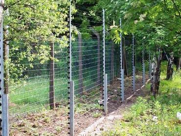 забор для животных