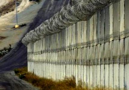 ограждения на границе