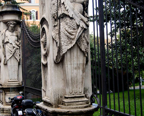 итальянский забор