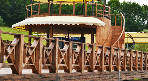 деревянный забор кантри