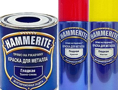 Краска для металла