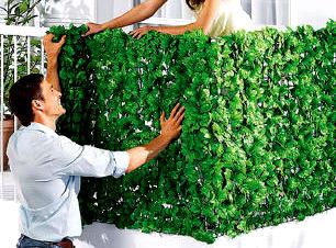 рулон изгородь декоративная
