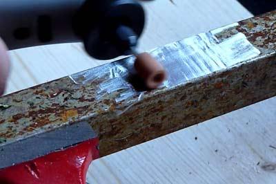 очистка металла от коррозии