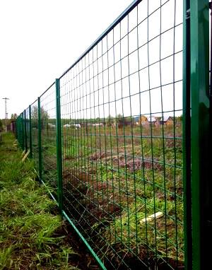 панельный забор
