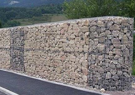 пергон из камня