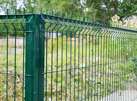ограда полимерное покрытие