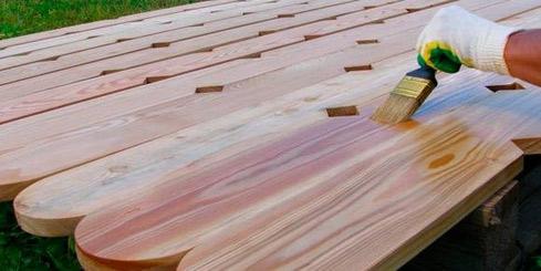 пропитка деревянного забора