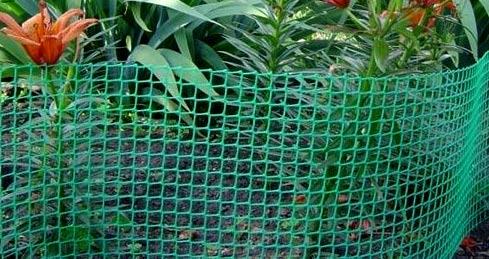крупнозернистая сетка