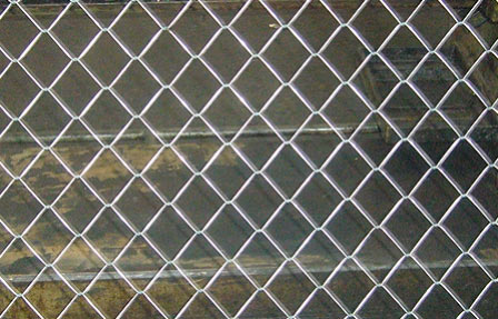 забор капроновая сетка