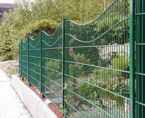 Делаем 3D забор из металлических прутьев и арматуры
